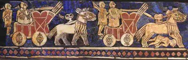 Sumerian Chariots