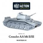 New: Crusader AA Mk II/III