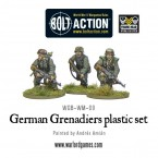 Spotlight: German Grenadiers
