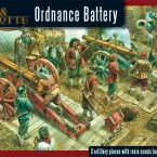 New: Pike & Shotte Ordnance Battery