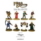 New: Villagers for Pike & Shotte