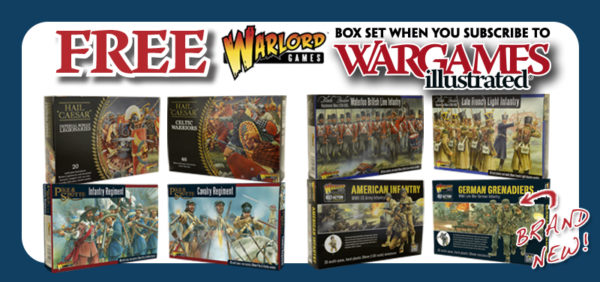 Wargames Illustrated Subscription
