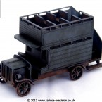 New: World War I vehicles from Sarissa Precision