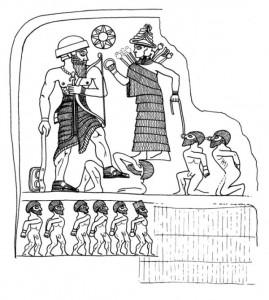 Anubanini Relief