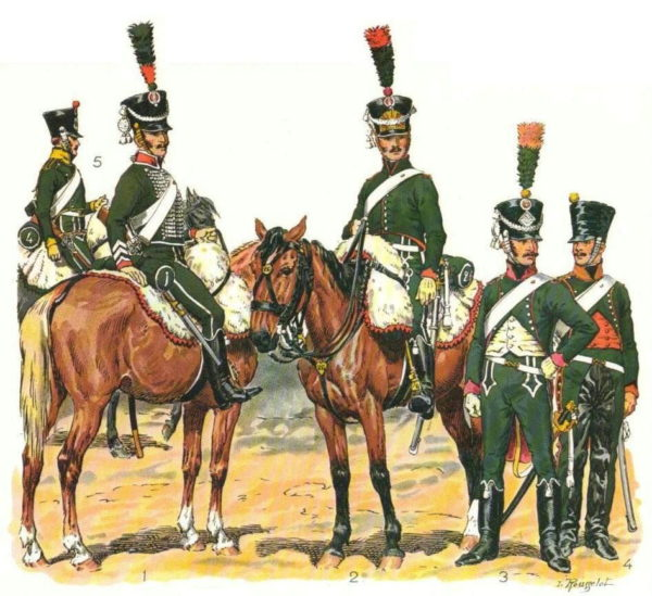 Chasseurs a Cheval 2