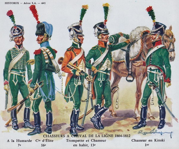 Chasseurs a Cheval