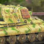 New: Jagdtiger Heavy Tank Destroyer