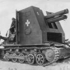Hobby: Jakob Lotz's 15 cm sIG 33 (Sf) auf Panzerkampfwagen I Ausf B Conversion