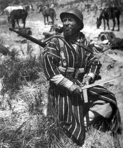 Moroccan Goumier