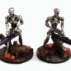 Terminator Genisys: Endoskeletons from around the community