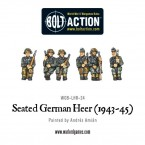New: Seated German Heer (1943 – 45)