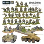 New: German Grenadiers Starter Army
