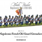New: French Old Guard Grenadiers