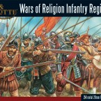 New: Pike & Shotte Wars of Religion Releases
