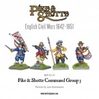 New: Pike & Shotte Veteran Musketeers and Command