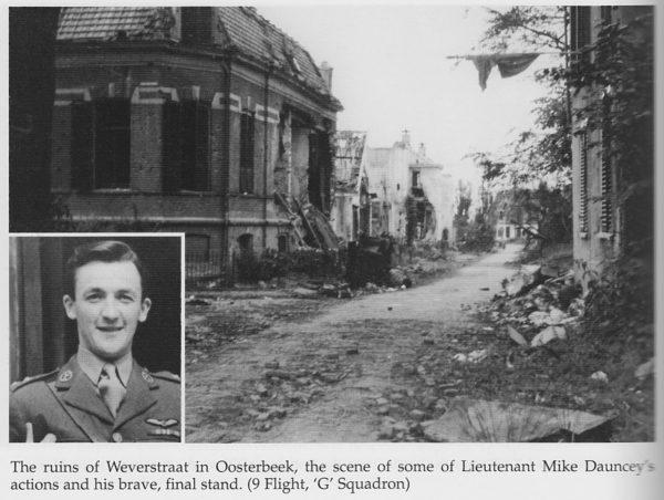 LT Mike Dauncey Weverstraat Oosterbeek