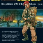 New: British Paratroop Section