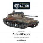 History: Archer SP 17-pdr