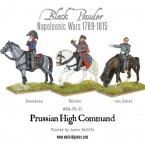 New: Napoleonic Prussian High Command and Jagers