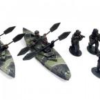 Focus: Commando Amphibious Raiders