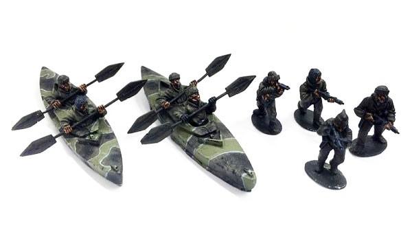 British Commando units