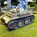 Spotlight: Panzer II Ausf. L Luchs (Lynx)