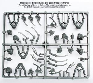 Brit Lt frame