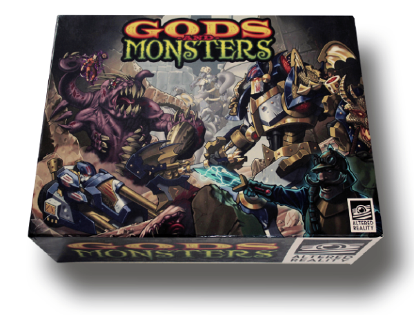 Gods and Monsters Box