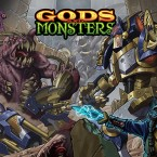 Kickstarter: Gods and Monsters
