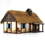Polish Rural house