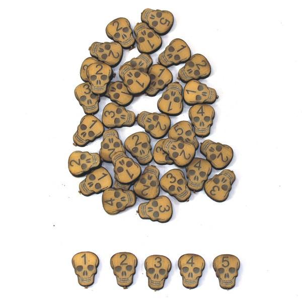 Skull Markers