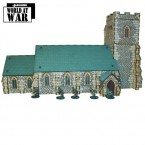 New: 4Ground Pre-painted Church