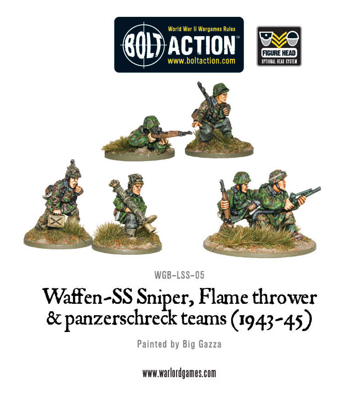 Waffen SS Painting Tutorials - Warlord Games