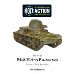 New: Polish Vickers E 6-ton tank