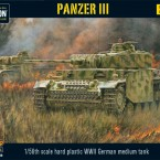 Tactics: Using the Panzer III in Bolt Action