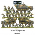 New: Late War Panzergrenadiers