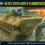New: Sd.Kfz 251/16 Flammpanzerwagen