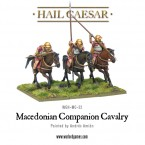 New: Macedonian Companion Cavalry