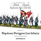 Painting: Napoleonic Portuguese