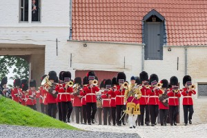 Marching to Battle through the gates 200 years on