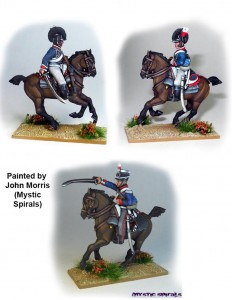 painted Light Dragoons