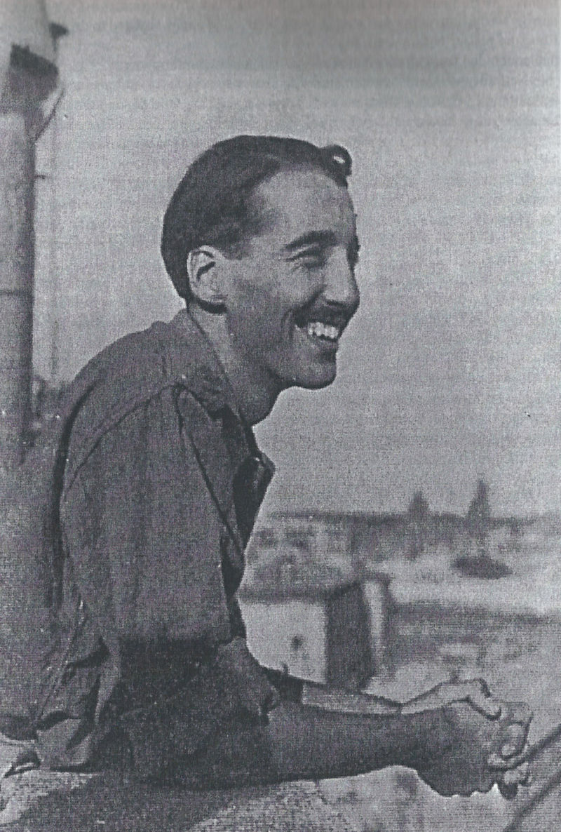 Christopher_Lee_1944