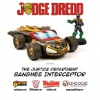 New: Banshee Interceptor