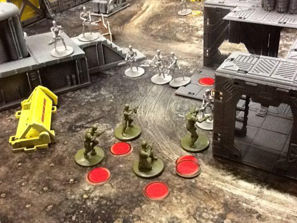 Terminator Battle 5 e