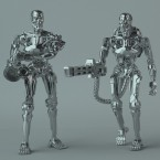 New: Heavy Weapons Endoskeletons