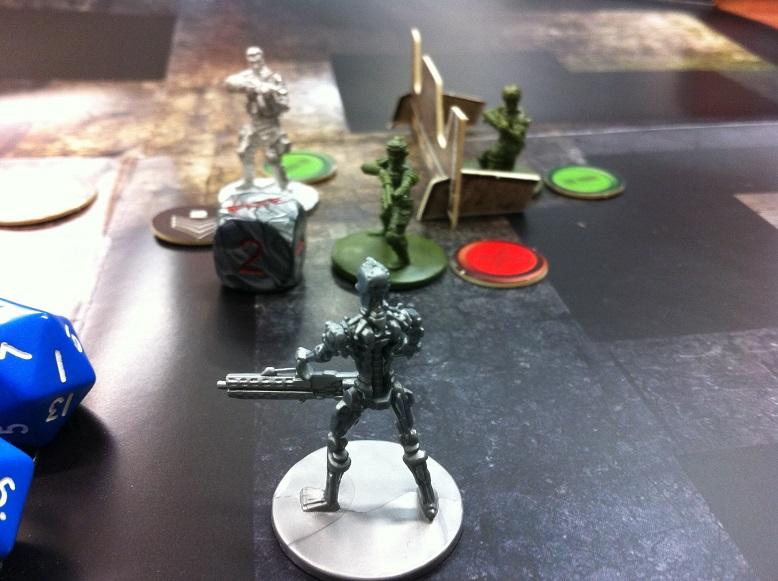 Terminator Infiltrator Scenario4