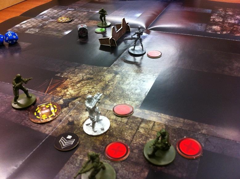 Terminator Infiltrator Scenario5