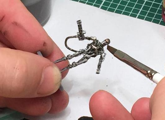 Terminator Inking