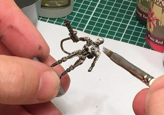 Terminator final silver