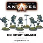 Pre-order: Concord C3 Drop Squad